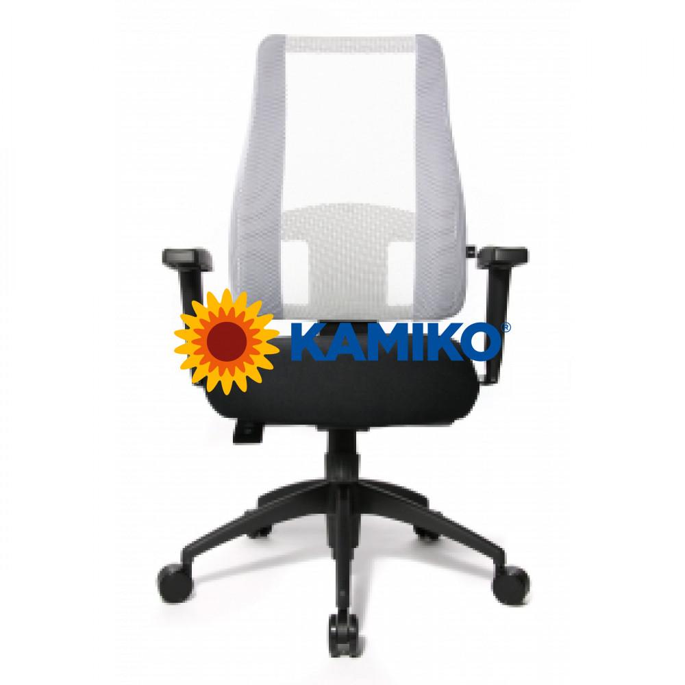 Kancelárska stolička Lady Sitness Deluxe biela