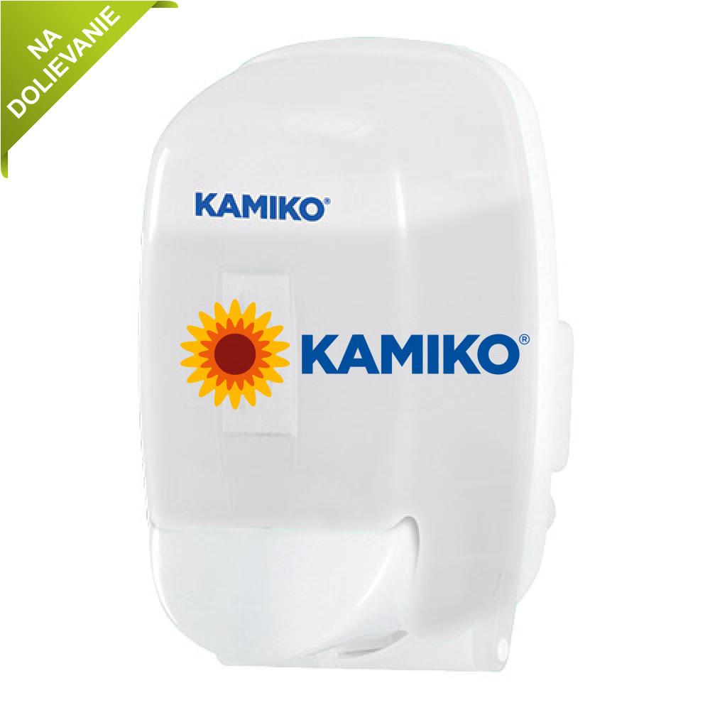 Dávkovač tekutého mydla KAMIKO 500 ml, QTS trasparentný