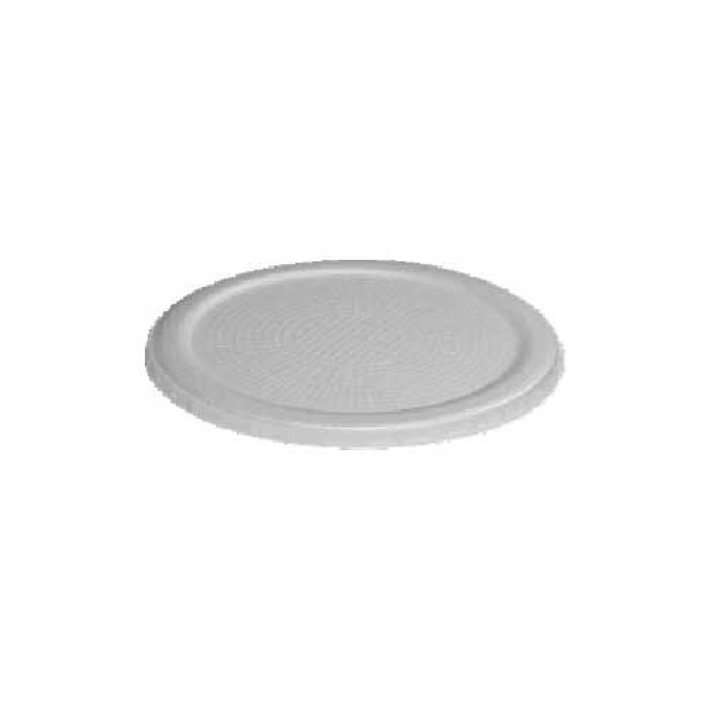 Viečko termo pre misku okrúhlu bielu 500 ml
