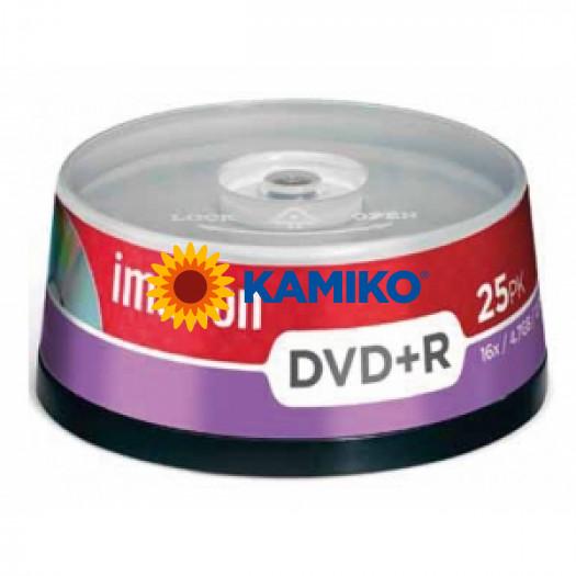 DVD+R Imation 25 ks cake 16x 4,7 GB