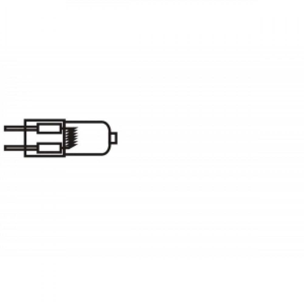 Halogénová žiarovka 20 W,G4,12V