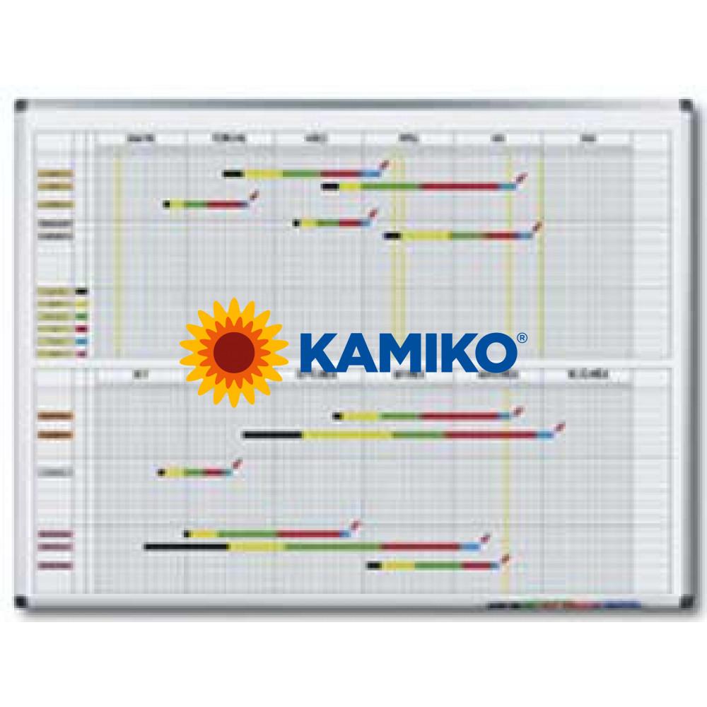 Plánovacia tabuľa ročná PREMIUM 90x120 cm