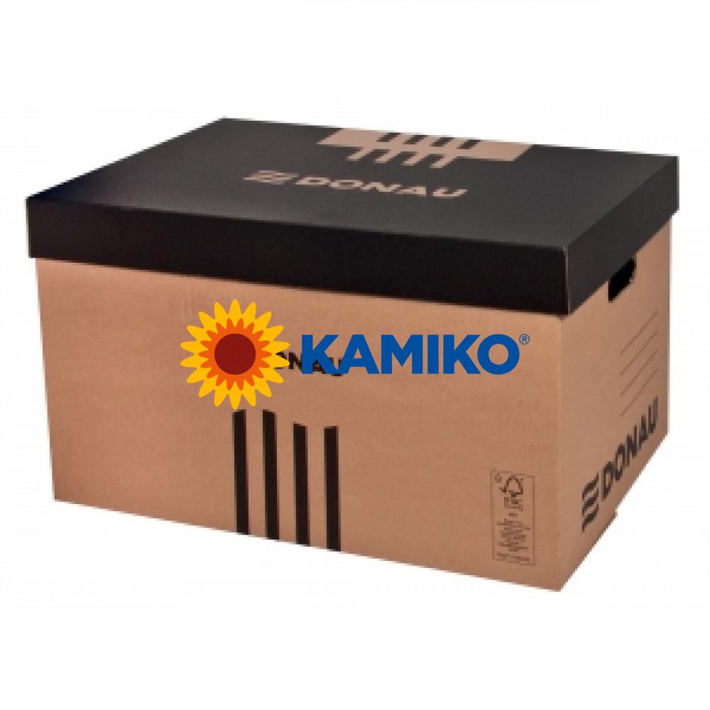 Archívna škatuľa hnedá 522x351x305mm