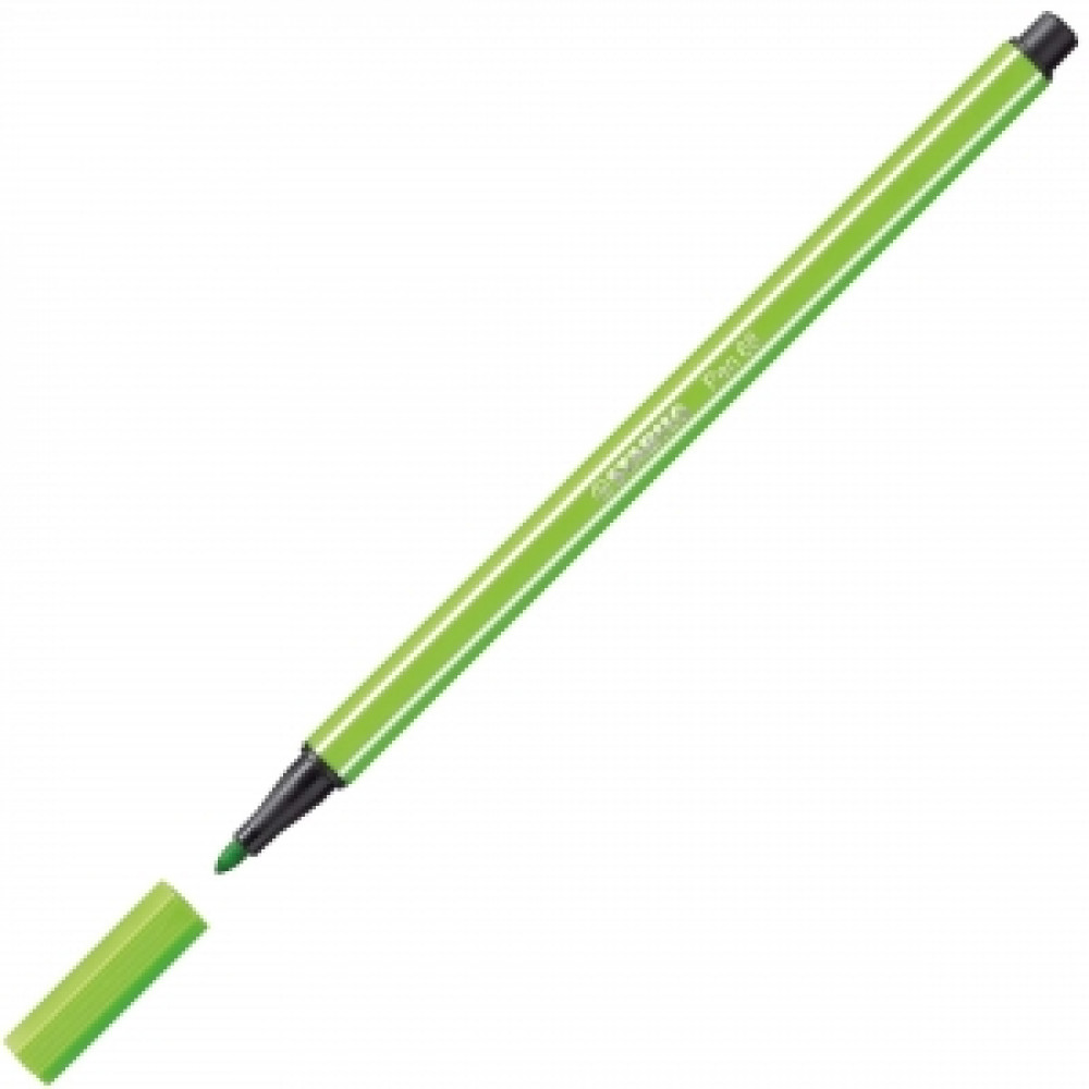 Popisovač STABILO Pen 68 svetlo zelený