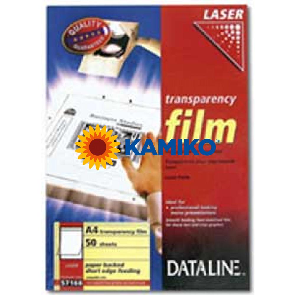 Fólie pre čiernobiele laser tlačiarne bez podkladov papiera bal. 100 ks