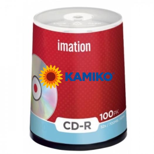 CD-R Imation 100 ks cake, 52x 700 MB