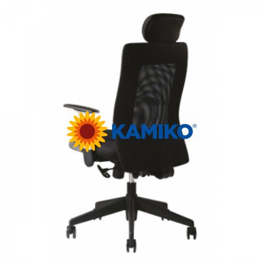 Kancelárska stolička CALYPSO XL čierna