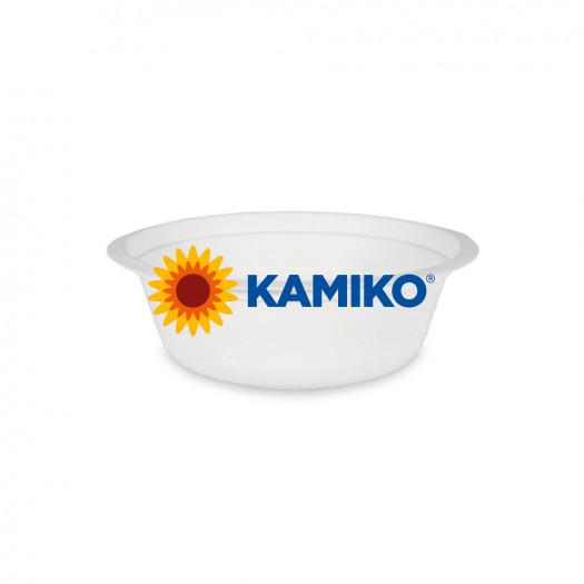 Miska okrúhla BIO cukrová trstina 500 ml, Ø 15,5 x 5,5 cm , 50 ks/balenie