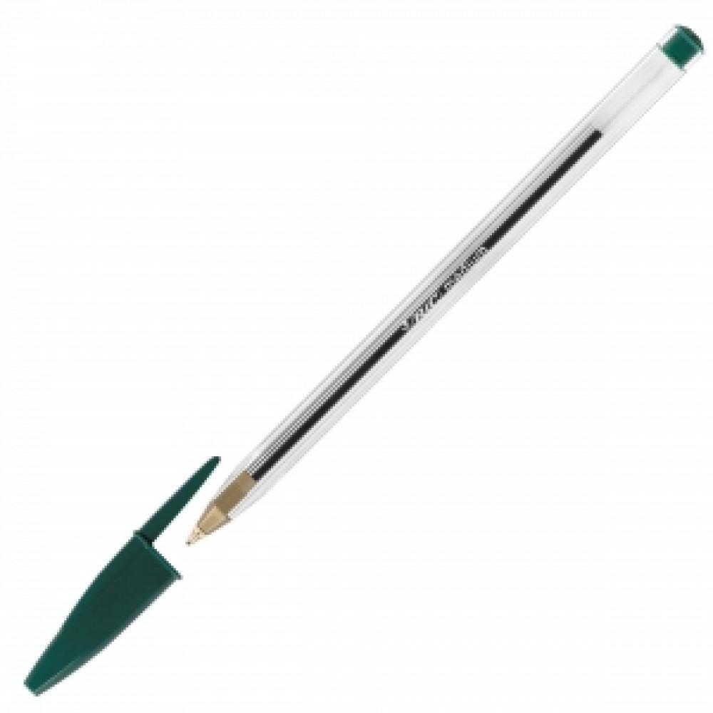 Guličkové pero BIC Cristal M zelené