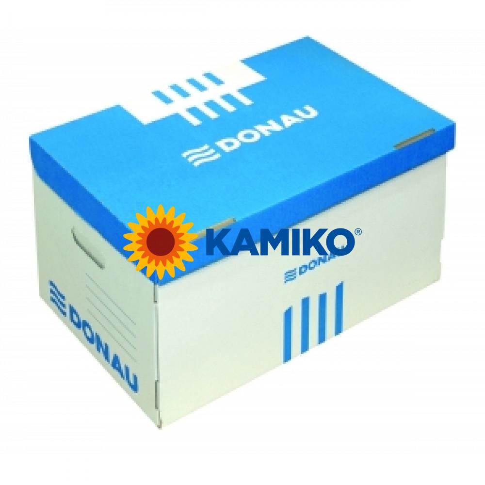 Archívna škatuľa modrá 522x351x305 mm
