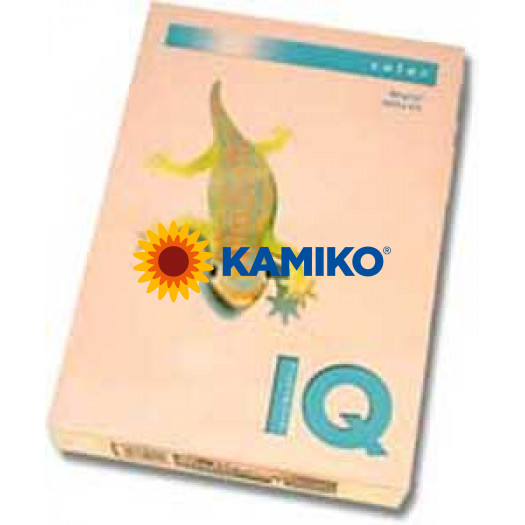 Kopírovací papier 80g A4 IQ color flamingo ružová OPI74