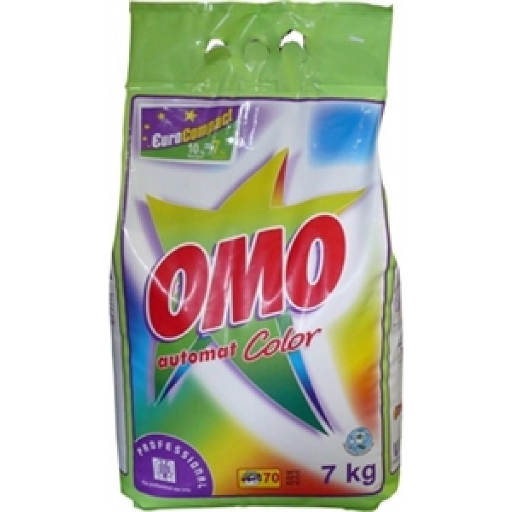 Prášok na pranie OMO AUTOMAT 7kg, na farebnú bielizeň