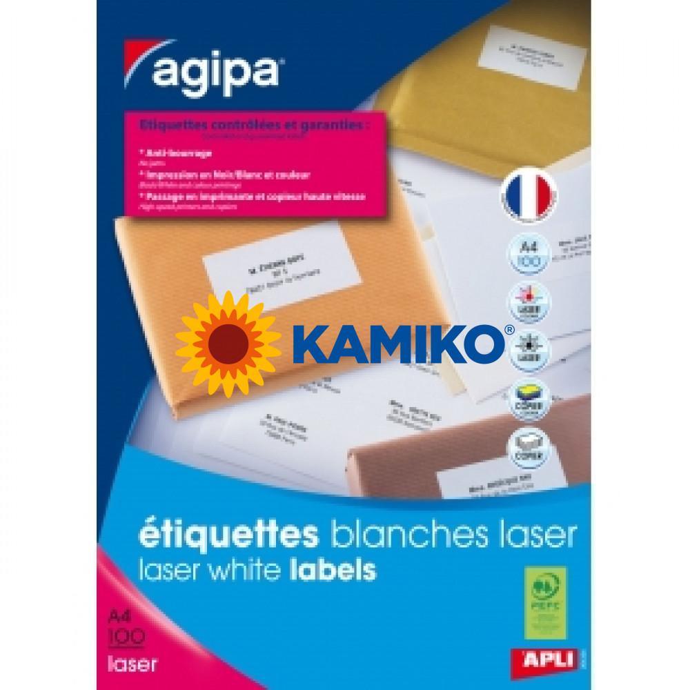 Etikety laser 52,5x29,7 mm