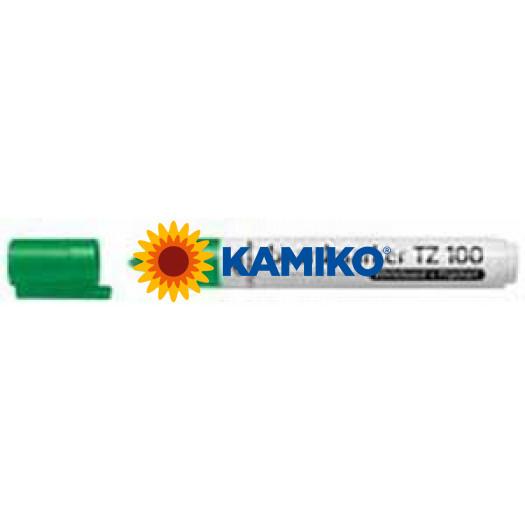 Popisovač TZ 100 zelený 10 ks