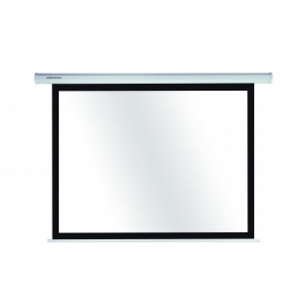 Nástenné elektr. plátno ECONOMY 4:3 150x200cm