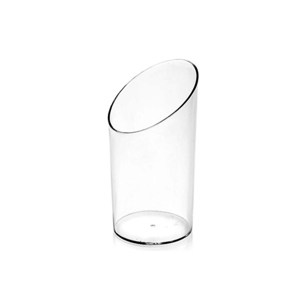 Fingerfood pohárik okrúhly číry 65 ml