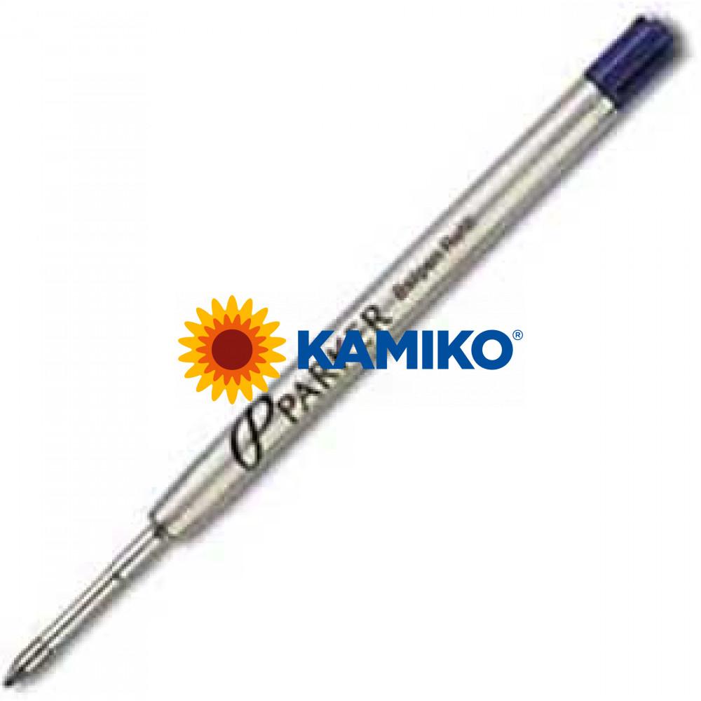 Náhradná náplň do guľôčkového pera Parker medium 0,7 mm modrá