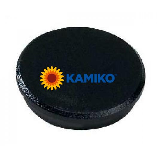 Magnet 32 mm čierny