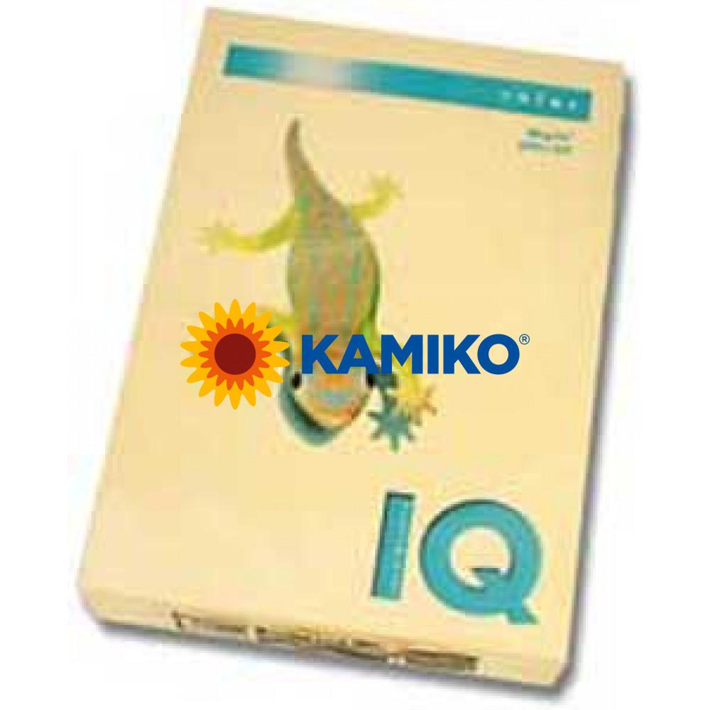 Kopírovací papier 80g A4 IQ color krémový CR20
