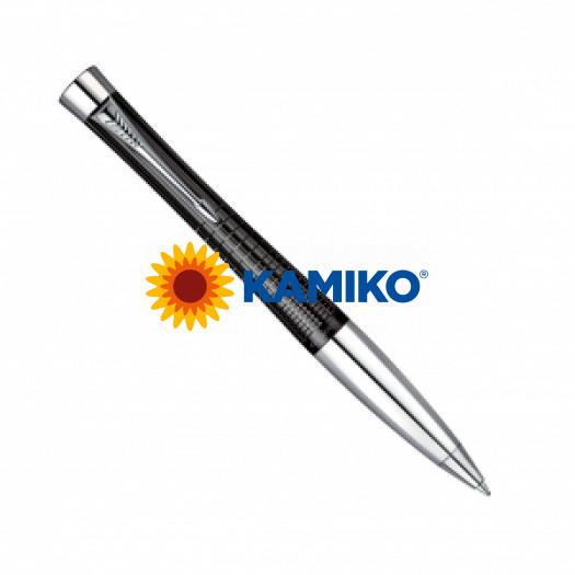 um Ebony Metal Chiselled guličkové pero