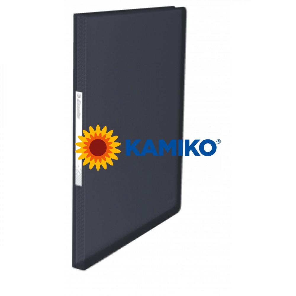 Katalógová kniha mäkká Esselte VIVIDA 80 čierna