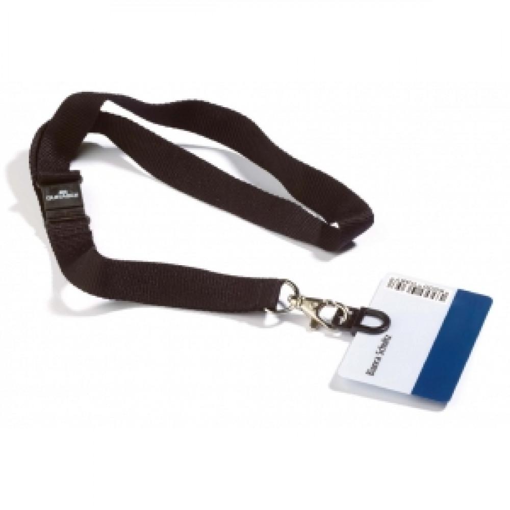 CARD FIX na plastovú kartu s remienkom 10 ks