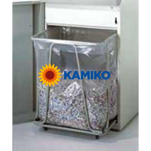 Odpadové vrecia pre skartátory 525 x 425 x 1 100 mm, 100 ks