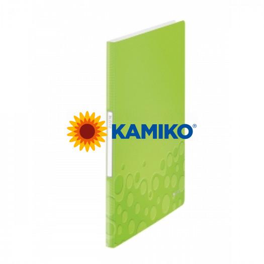 Katalógová kniha 20 zelená WOW