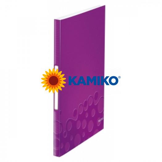 Katalógová kniha 40 purpurová WOW