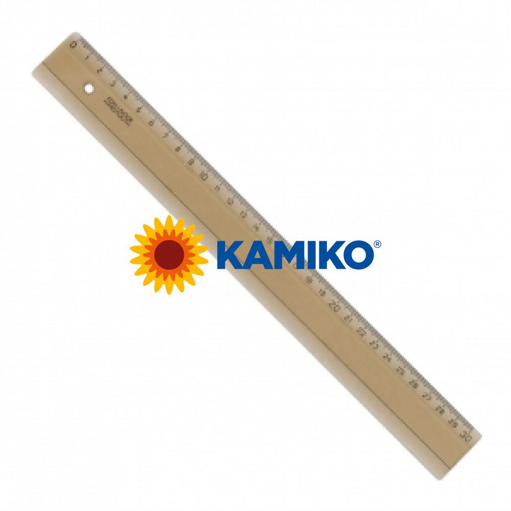 Pravítko Koh-i-noor 30 cm dymové