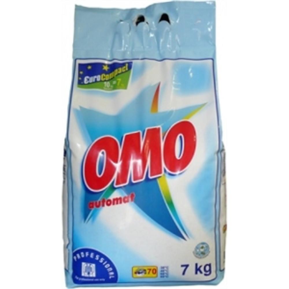 Prášok na pranie OMO AUTOMAT 7kg, na bielu bielizeň