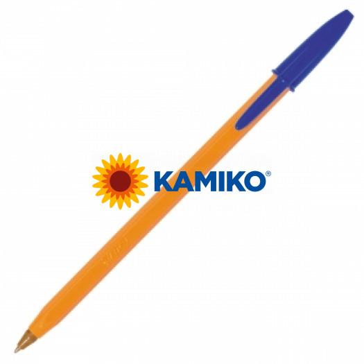 Guličkové pero BIC Orange F modré