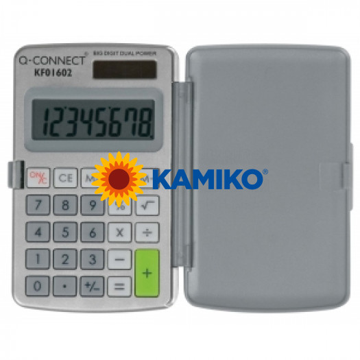 Kalkulačka Q-Connect KF01602