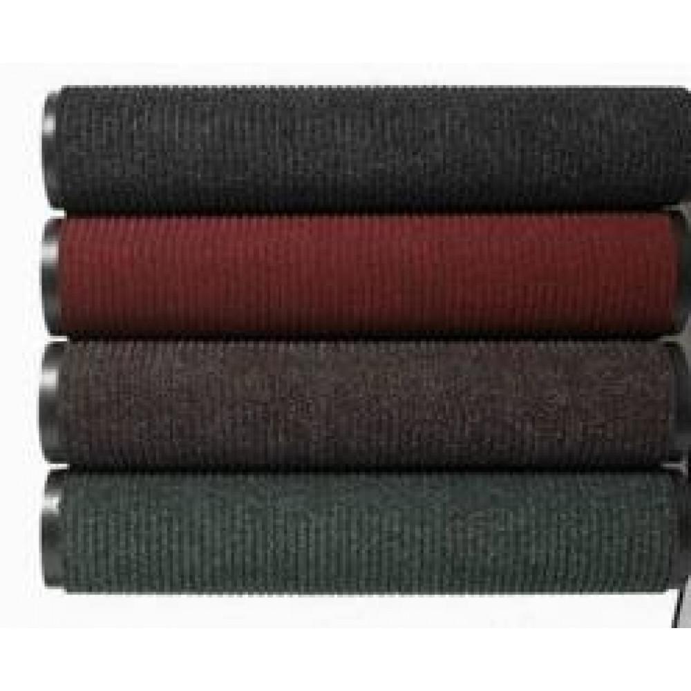 Interiérová rohož PRISMA 120 x 180 cm, hnedá/čierna