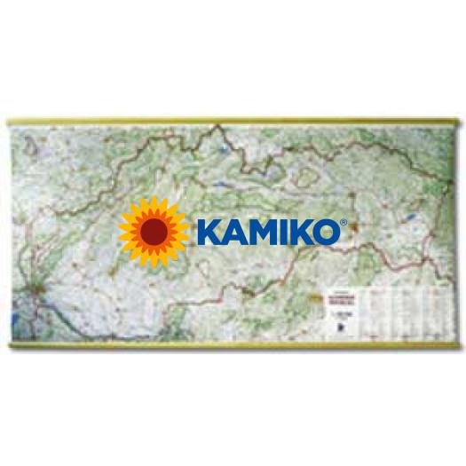 Mapa SR automapa 1200x900 mm