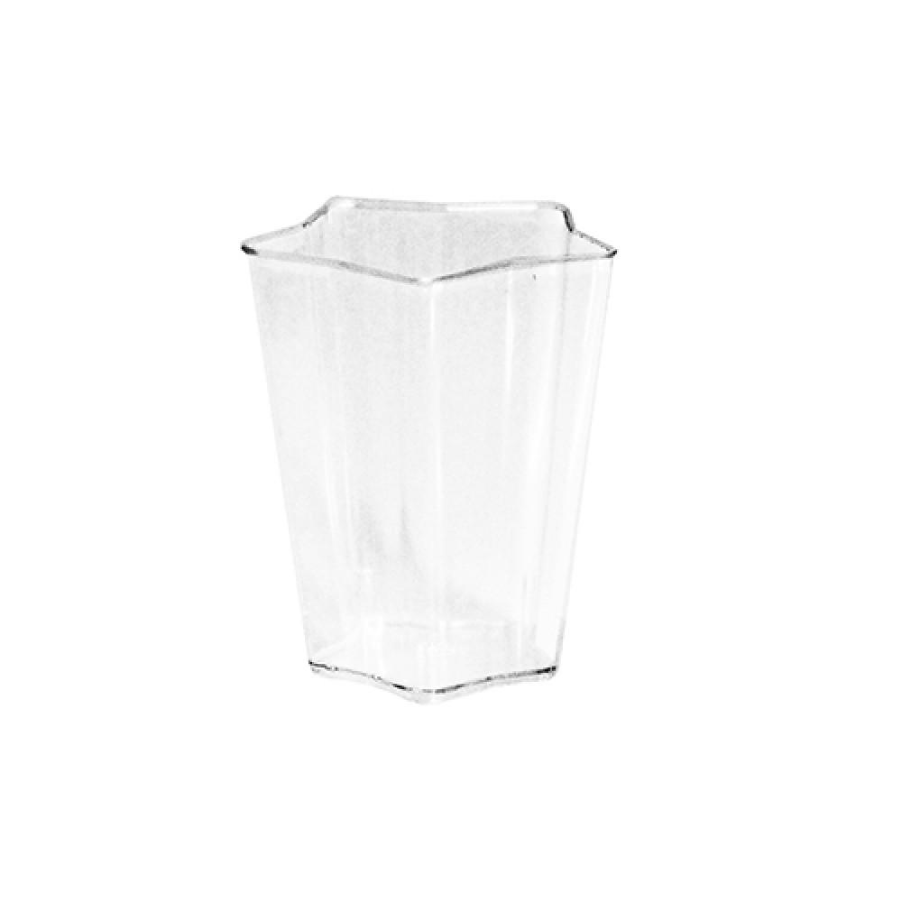 Fingerfood pohárik HVIEZDA číry 60 ml