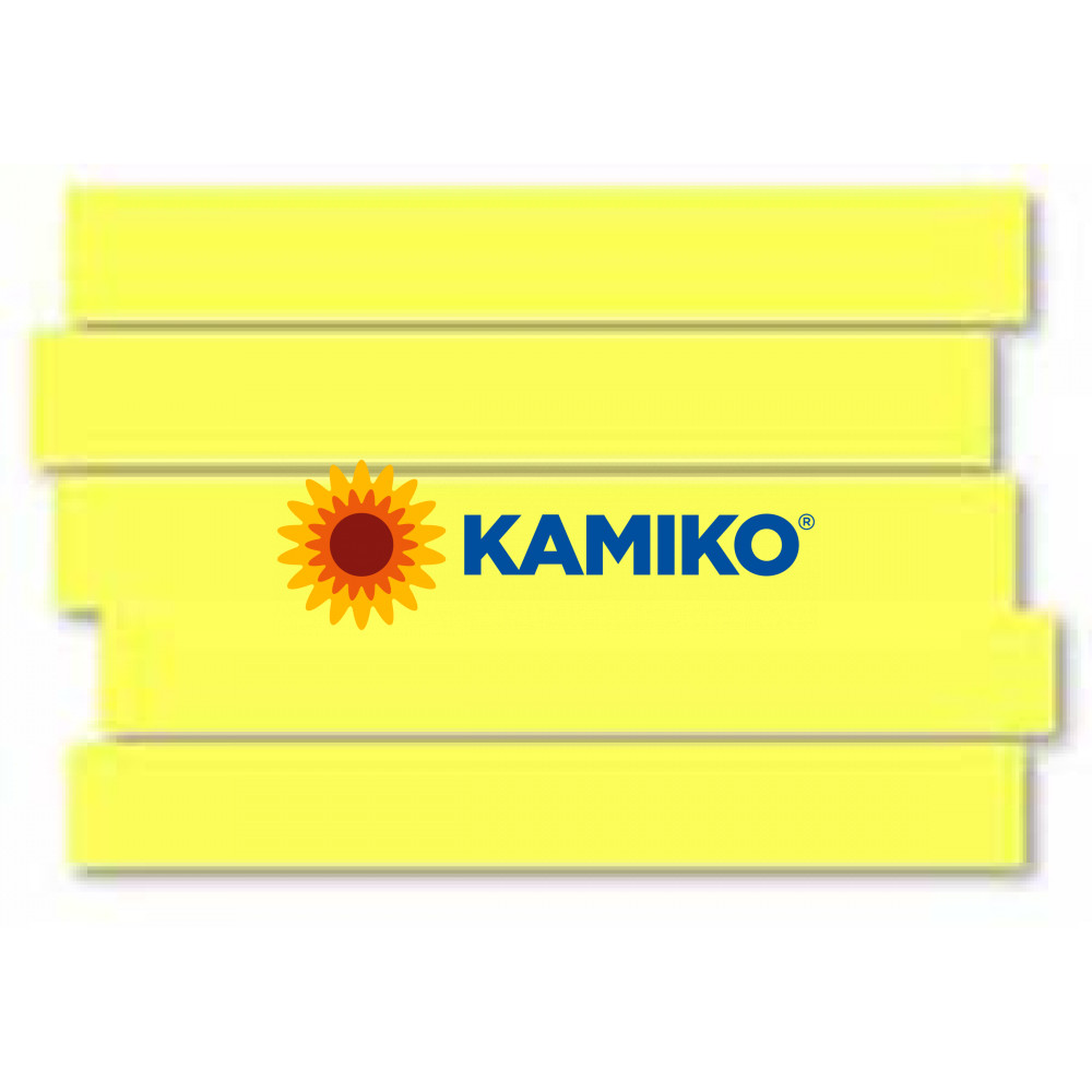 Magnetický pásik Legamaster 10 x 300 mm žltý