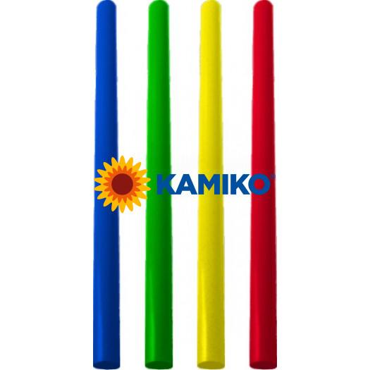 Slamky JUMBO, 13 cm, pr. 8 mm, mix farieb