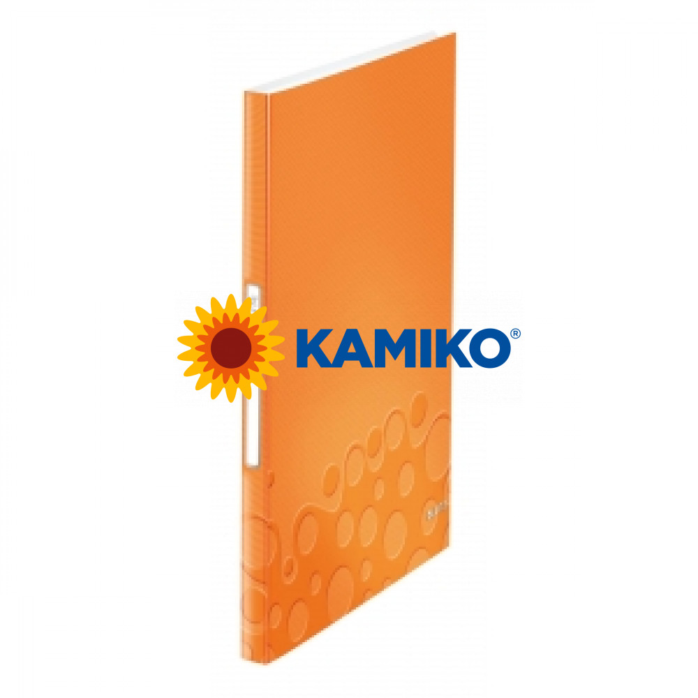 Katalógová kniha 40 oranžová WOW