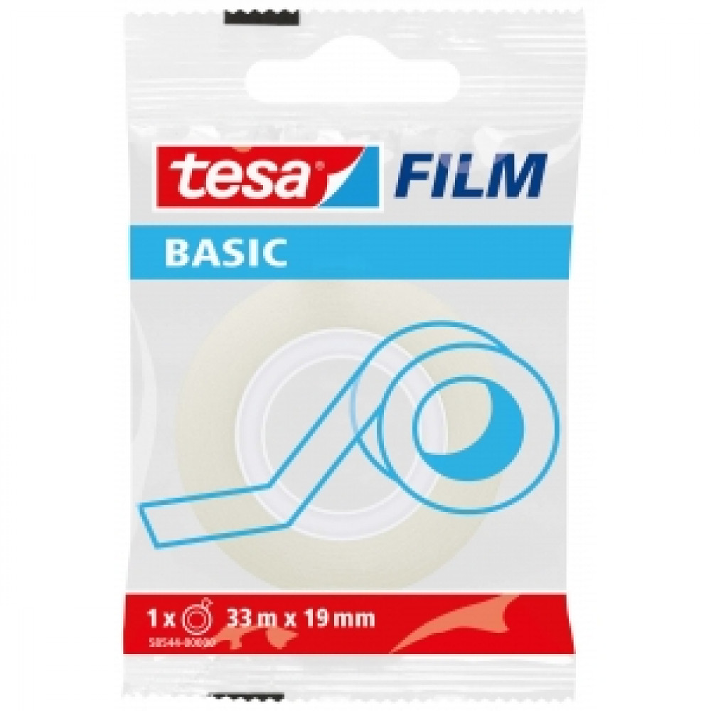 Kancelárska páska TESA basic 19mmx33m