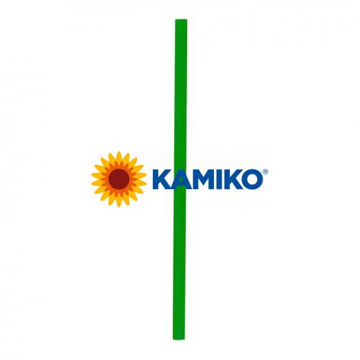 Slamky JUMBO, 25cm, pr. 8 mm, zelené