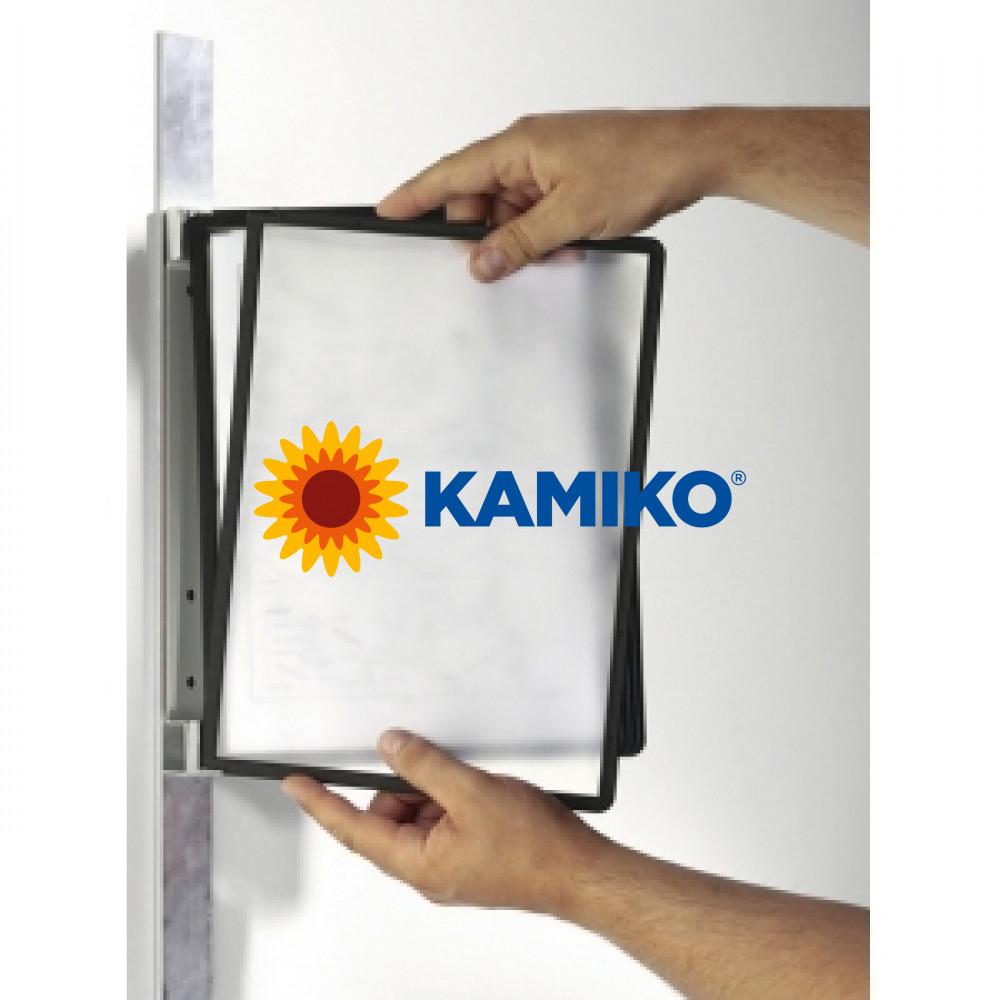 Nástenný držiak magnetický VARIO s 5 panelmi
