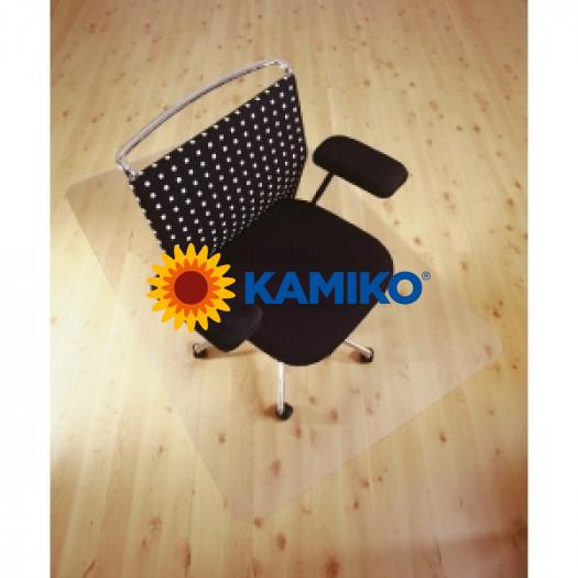 Podložka pod stoličku na podlahy 121x152 cm