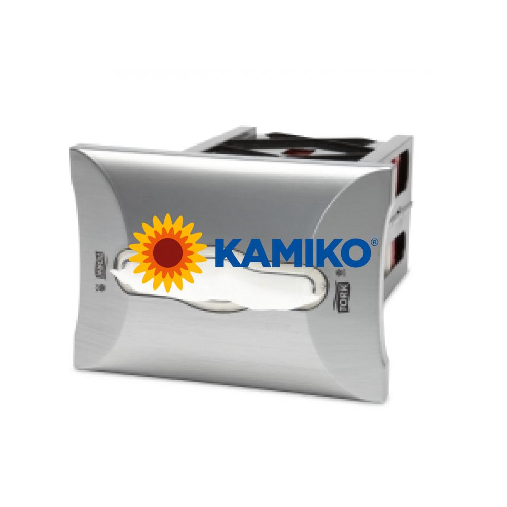 Zásobník servítok TORK XPR vstavaný šedý