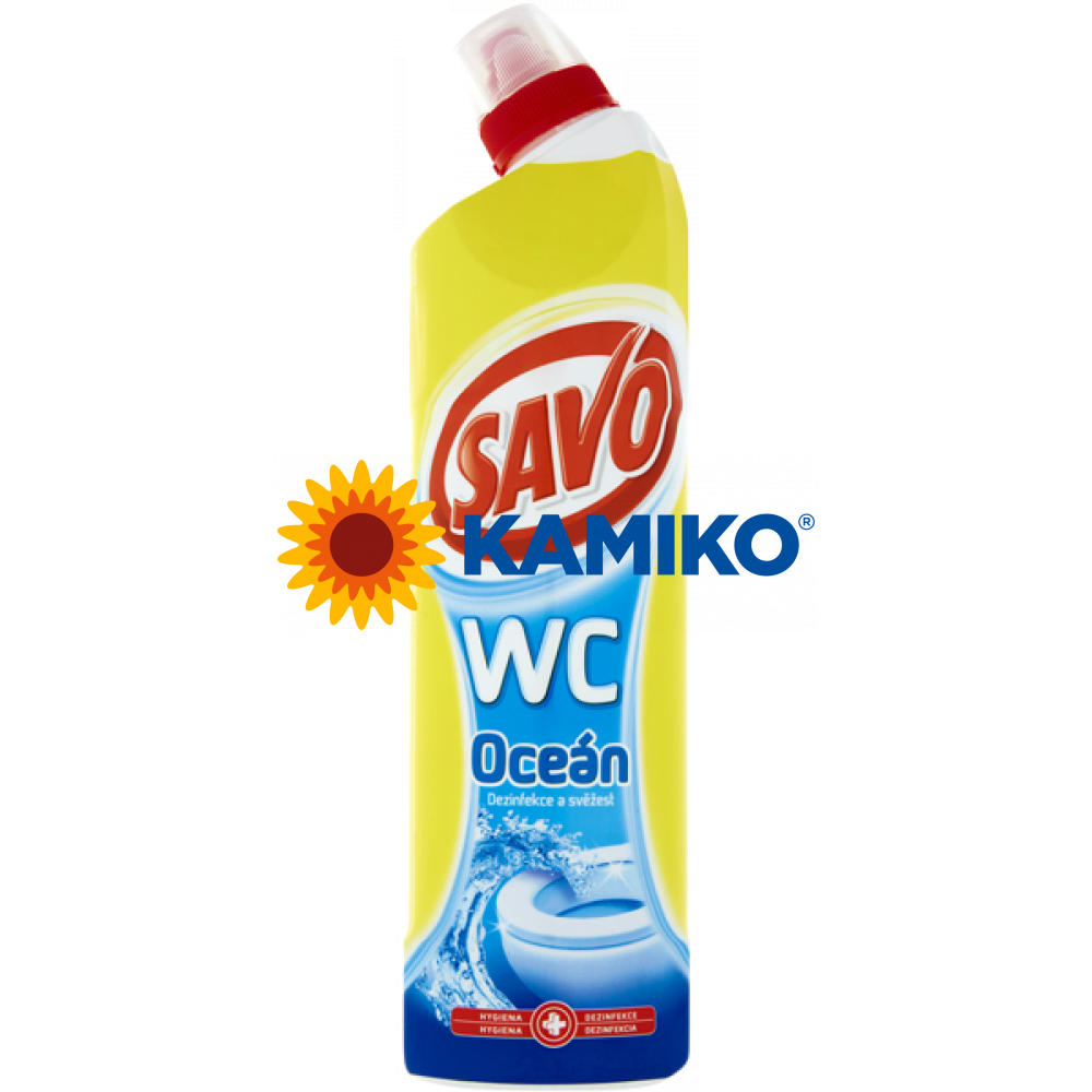 SAVO WC 750 ml oceán