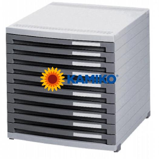 Zásuvkový box Contur 10 otvorený 25 mm