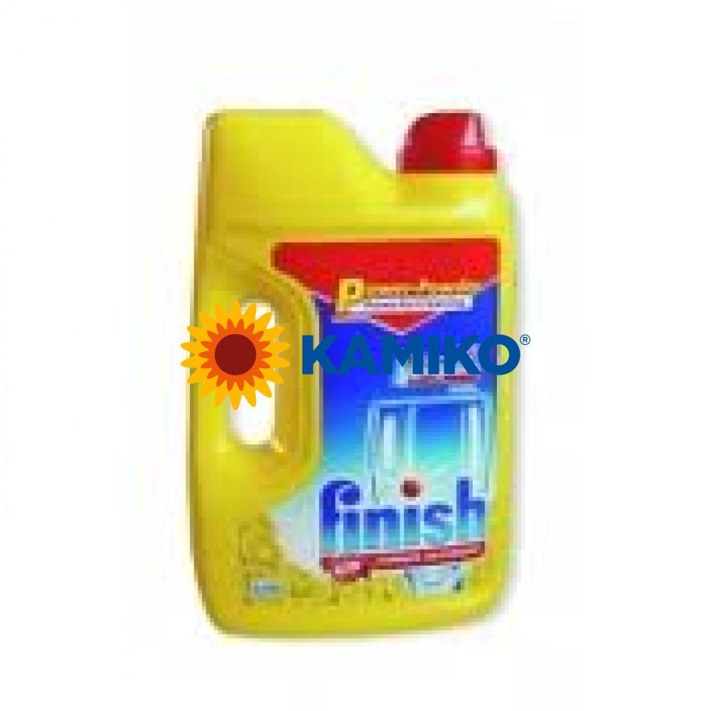 Gél do umývačky riadu FINISH LIQUID GÉL 1,5l