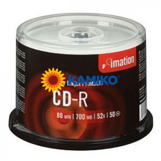 CD-R Imation 50 ks cake, 52x 700 MB