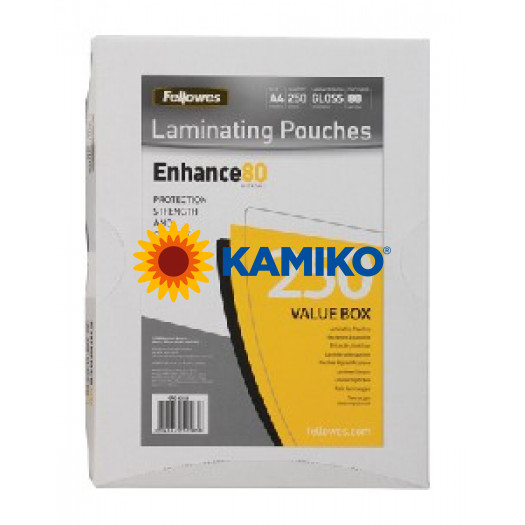 Laminovacie fólie 216x303 80mic 250ks