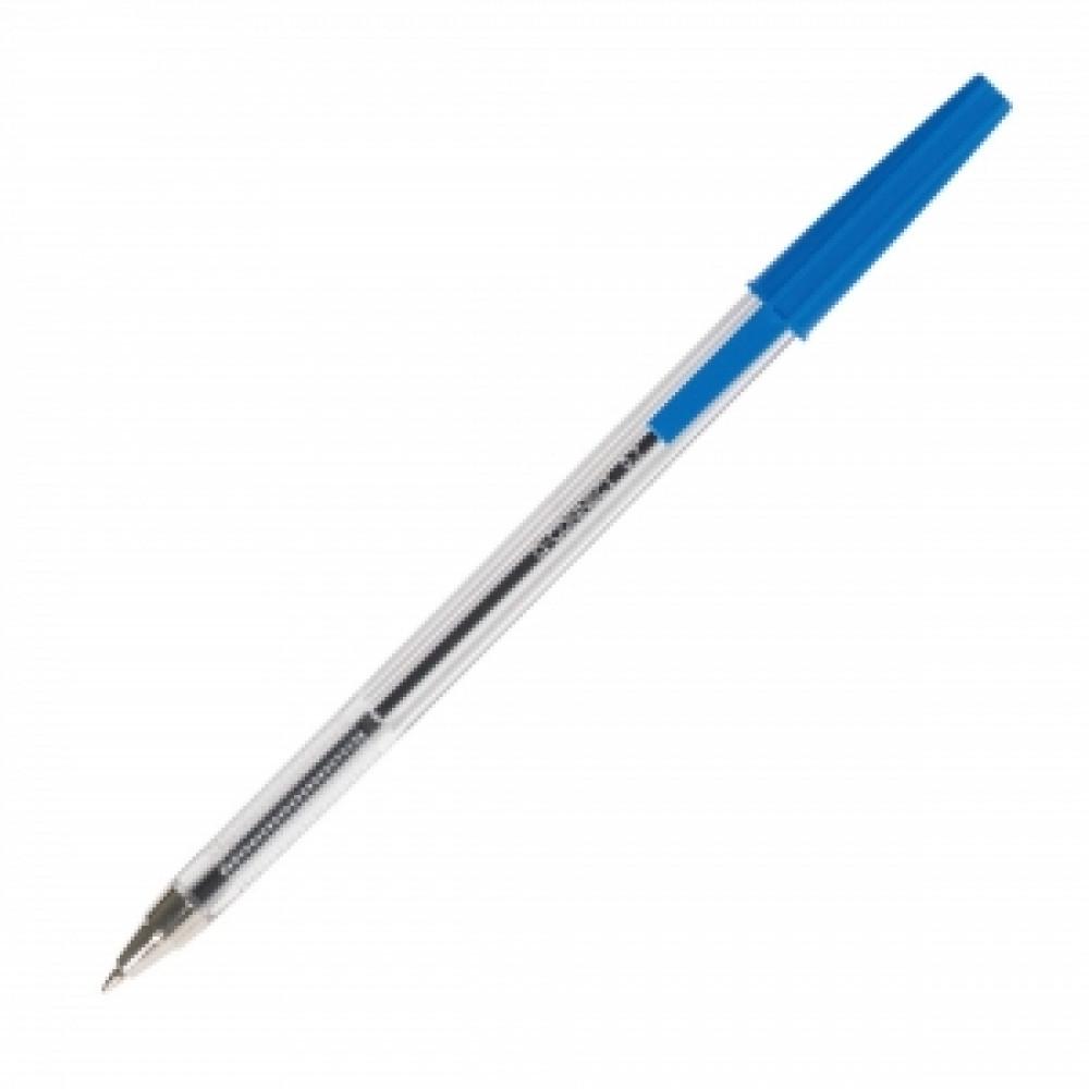 Jednorázové guličkové pero Q-CONNECT M modré